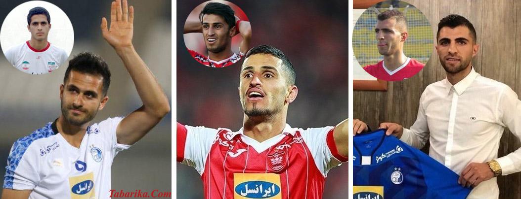 5 تقابل جذاب نساجی در لیگ برتر؛ از دیدار با آقای گل تا استقلالیهای خودی!