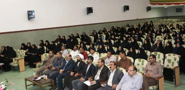 کارگاه غدیر شناسی ویژه فرهنگیان در یزد