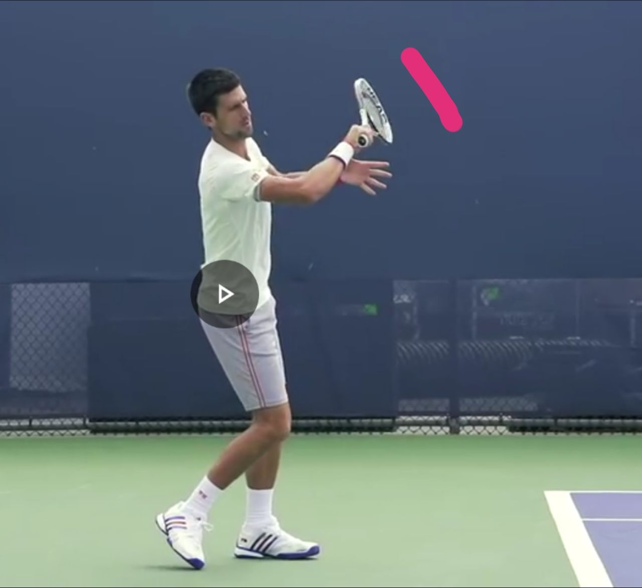 Stop Pronating On Forehand It S All About Isr And Elbow Flexion Talk Tennis