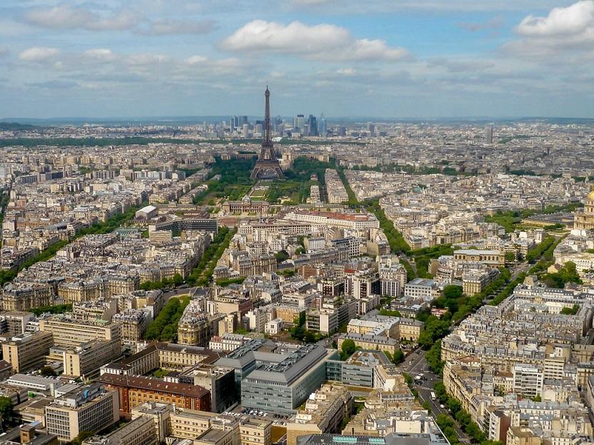 برج مون پارناس فرانسه پاریس
