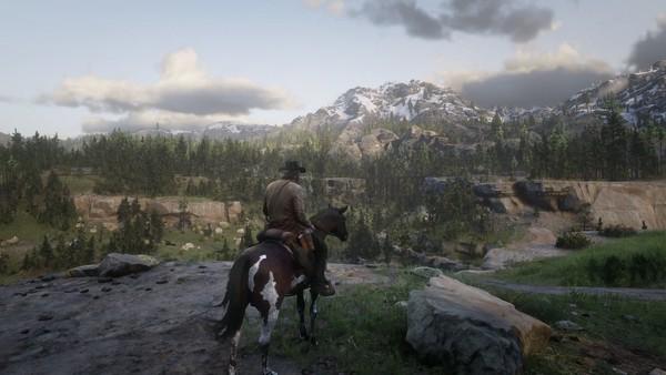 فروش Red Dead Redemption 2 در ماه ابتدایی عرضه بر روی  Epic Games Store به شکل قابل توجهی کمتر از Borderlands 3 بوده است