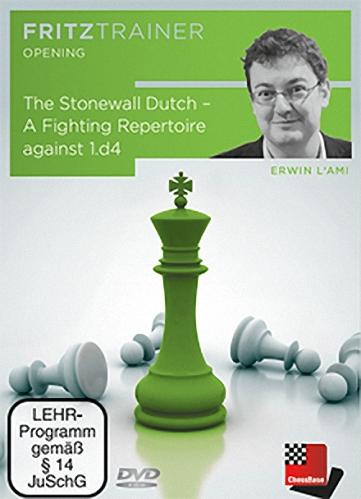 دفاع هلندی -آرایش دیوار سنگی - یک مجموعه گشایشی در برابر The Dutch Stonewall - A fighting repertoire against 1.d4