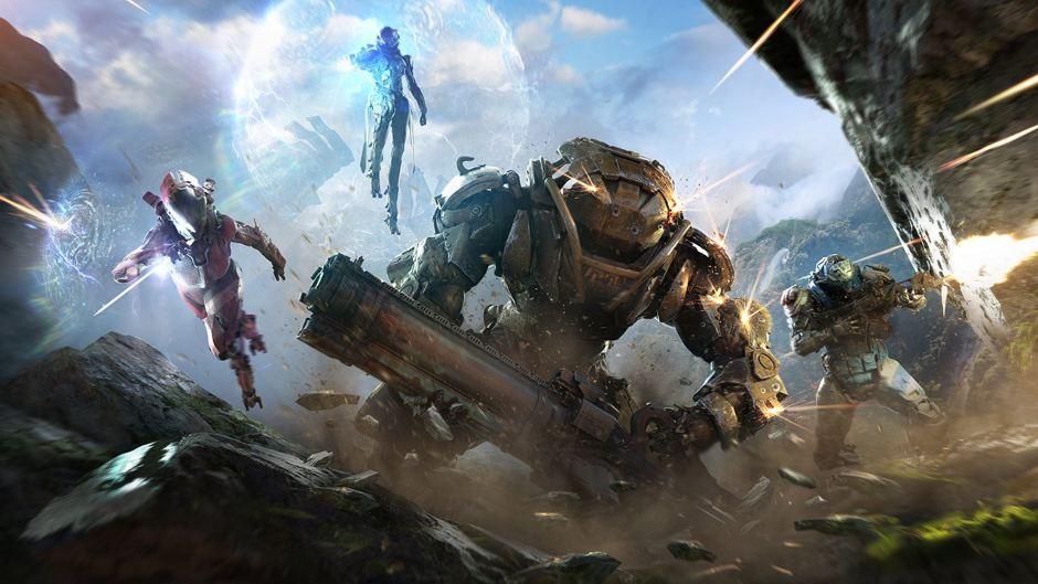 هادسون به طور خاص اشاره کرد که Anthem، به عنوان بازیای که بر روی تجربه انلاین چندنفره گرا متمرکز است، در بسیاری از جهات نسبت به یگر IPهای استودیوی ما، منحصر به فرد خواهد بود و تاثیر مستقیمی بر روی جهت و مسیر هر دو فرانچایز Dragon Age و Mass Effect و انتظاراتی که طرفداران از آنها دارند، نخواهد داشت.