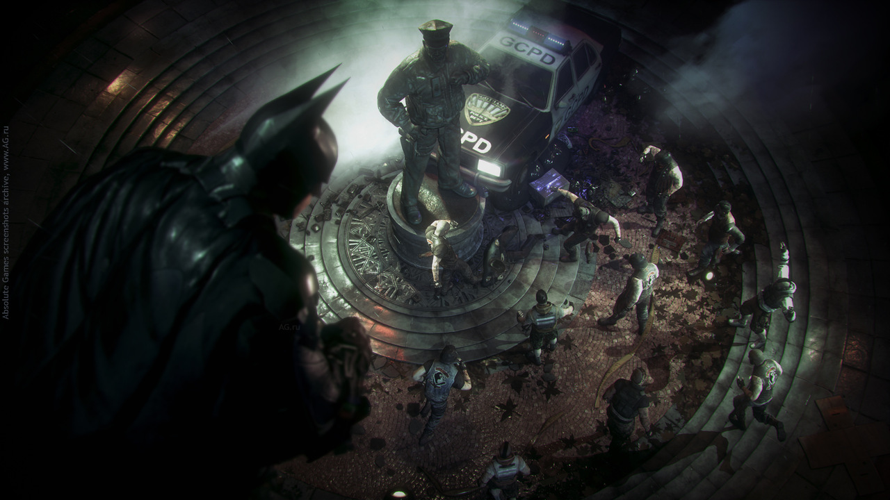 batman arkham knight screenshot3