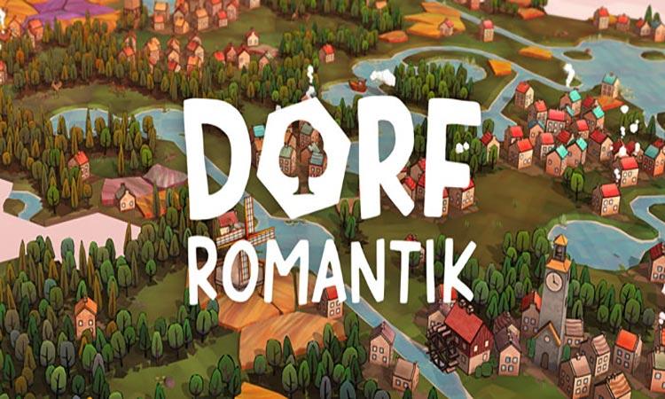 دانلود بازی Dorfromantik