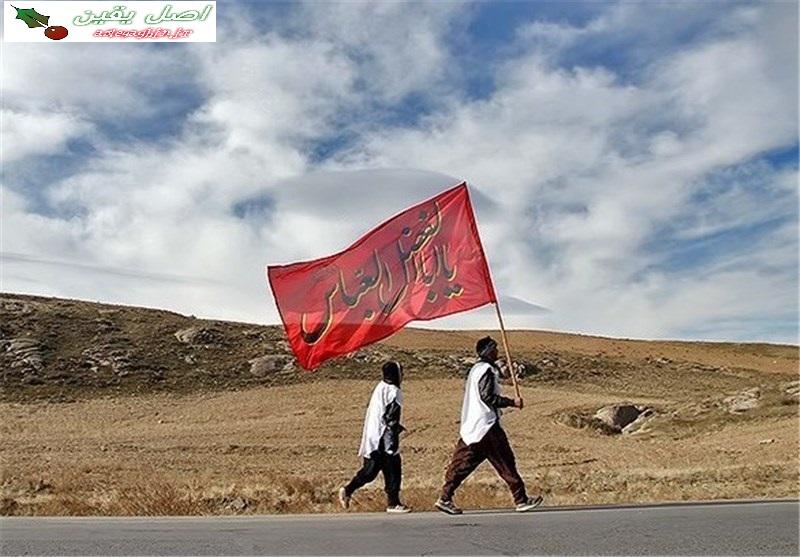 ۷ هزار نفر در ایام دهه کرامت با پای پیاده به حرم مطهر رضوی مشرف میشوند