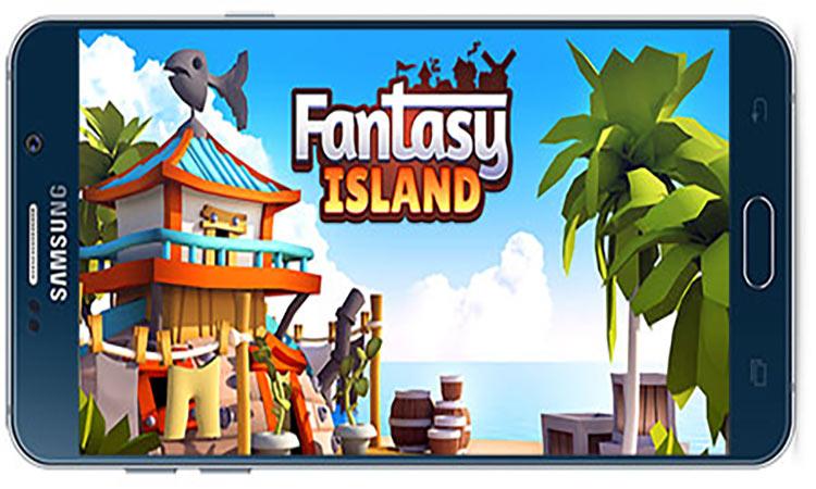 دانلود بازی اندروید Fantasy Island Sim