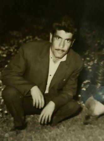 شادروان حاج حسین غلامی شادی روحش صلوات