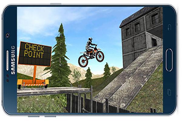 Motorbike Stunt Rider Simulator