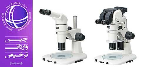 واردات میکروسکوپ