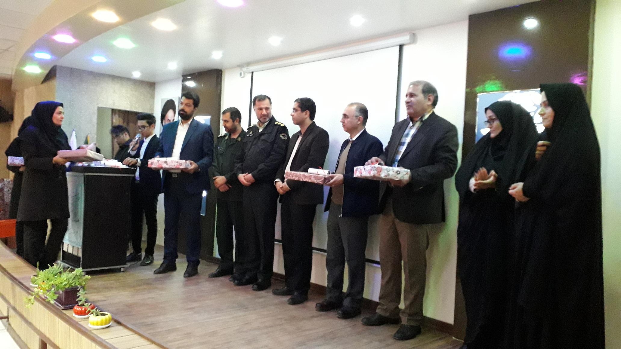 برگزاری همایش داوطلبین سلامت