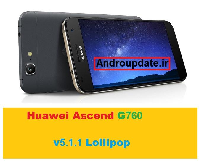 رام اندروید 5 بر روی Huawei Ascend G7