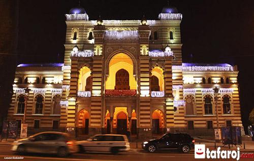 خانه اپرای تفلیس
