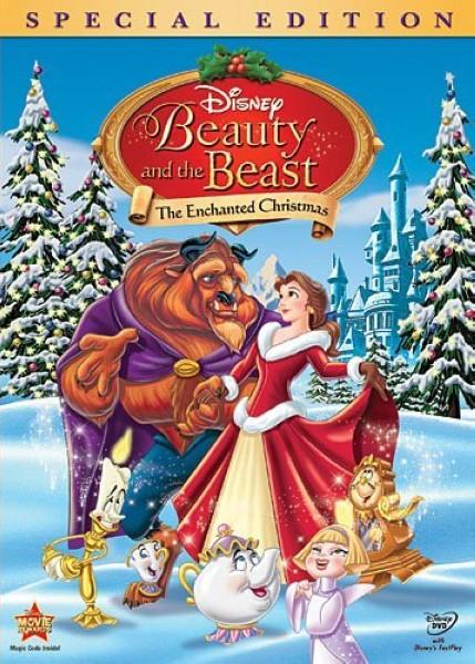 دانلود انیمیشن Beauty and the Beast: The Enchanted Christmas 1997