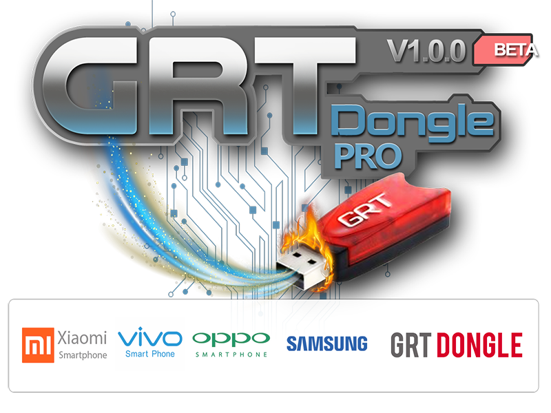 GRT Dongle PRO Tool Version 1 0 0 BETA Is Released (16th