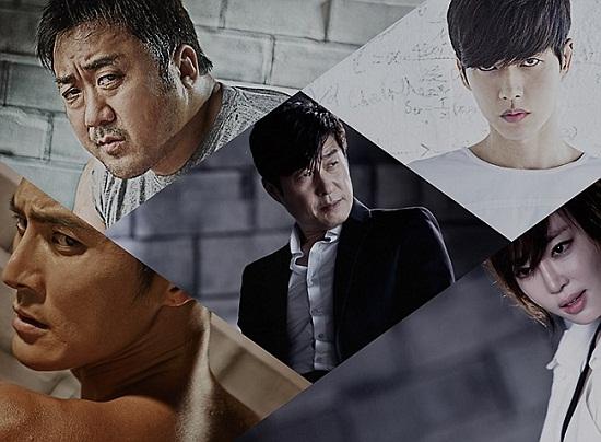 دانلود سریال کره ای (2 فصل یکجا) پسران بد 2017 Bad Guys فصل اول با لینک های جدید و زیر نویس فارسی و فصل دوم