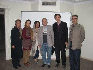 حضور درام نویس تاجیک در ایران