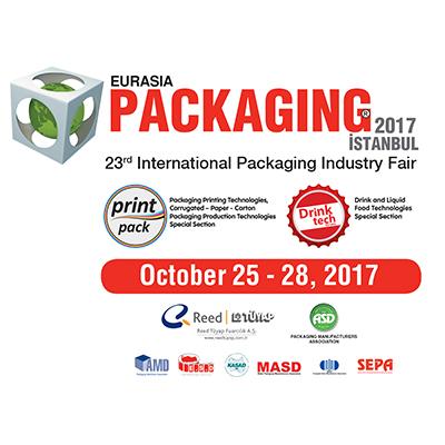 بیست و سومین نمایشگاه بین المللی صنعت بسته بندی استانبول؛ 3 تا 6 آبان 1396