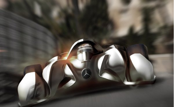 جوزپه عجیبترین خودروی فرمول یک