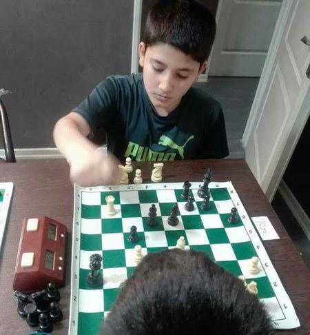 مسابقات هفتگی باشگاه شطرنج ذهن برتر