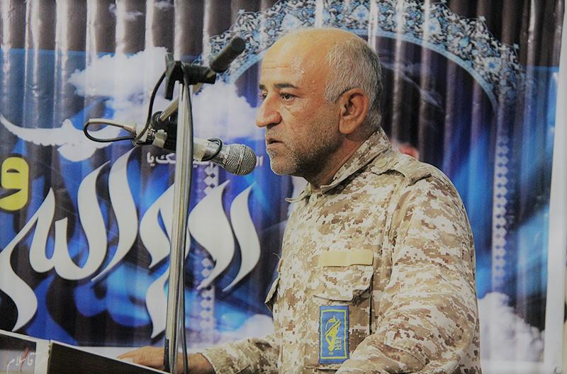 پیام تبریک فرمانده پایگاه سلمان فارسی به مناسبت هفته بسیج