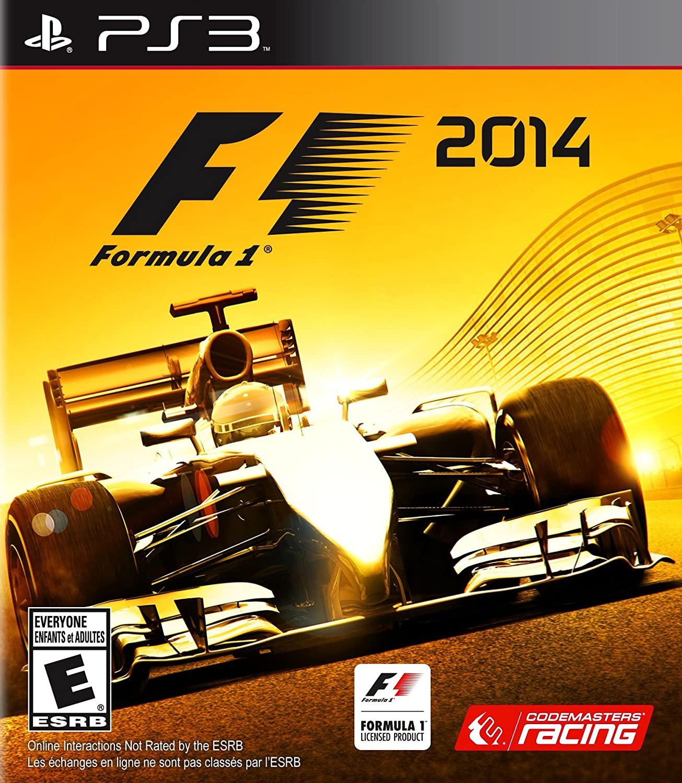دانلود بازی F1 2014 برای PS3
