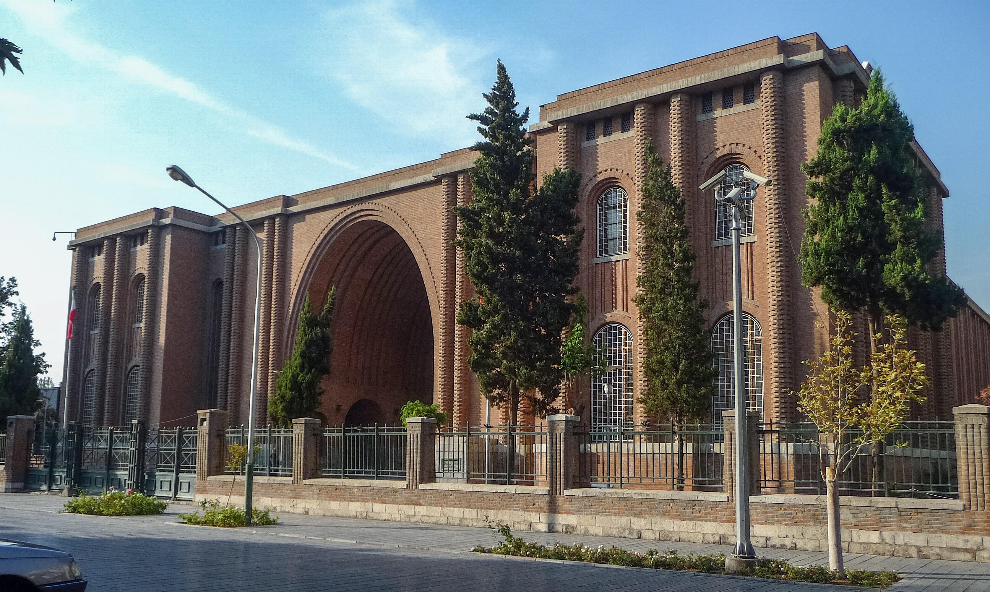 تاریخ تمدن؛ موزه ایران باستان
