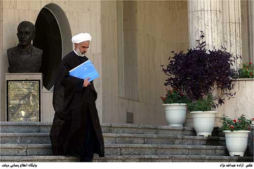 آیینه یزد - چرا در این ایام از ظرفیت سیدمحمد خاتمی استفاده نمیکنیم؟