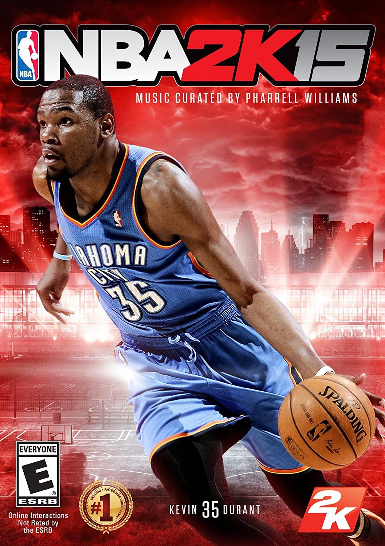 دانلود بازی NBA 2K15 برای XBox 360
