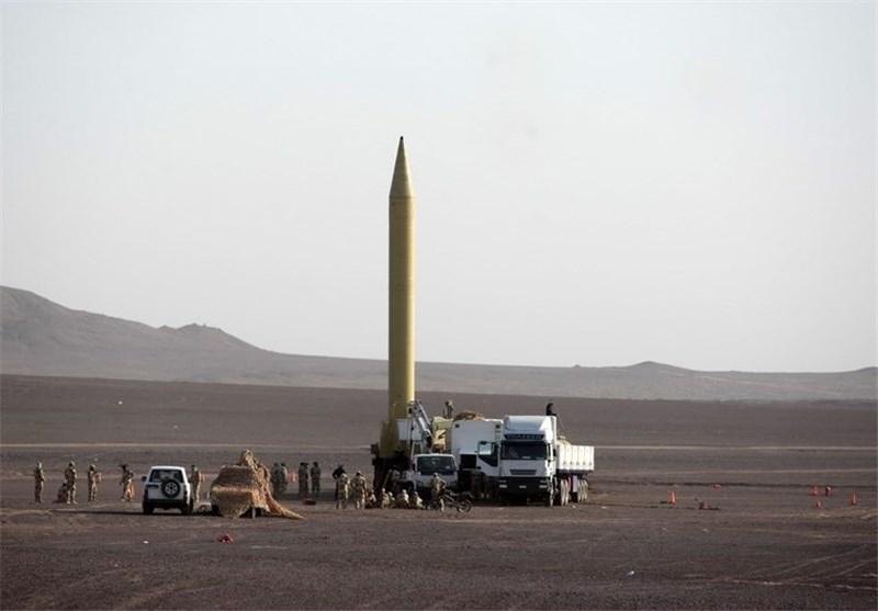 پیام ایران به دشمنانش موشک بالستیک شهاب3