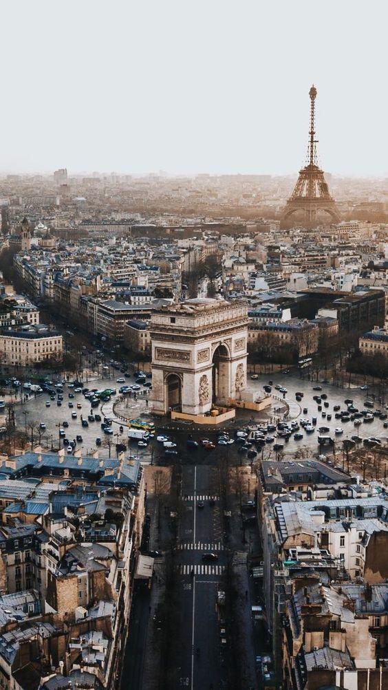 طاق پیروزی پاریس فرانسه