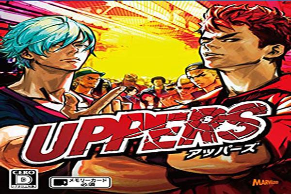 دانلود بازی UPPERS Build