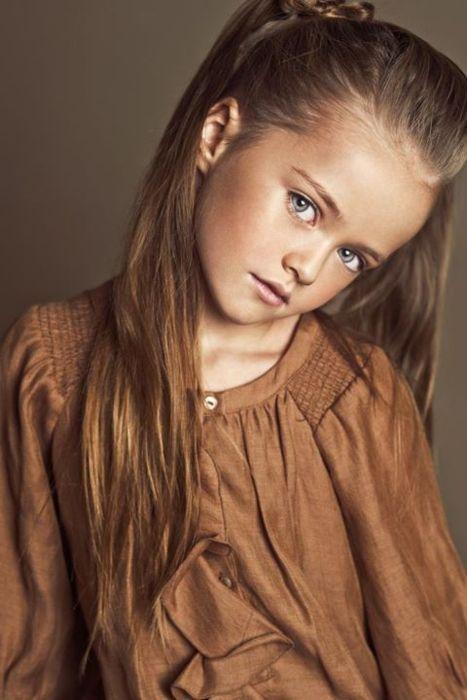 دختر کوچولو 1