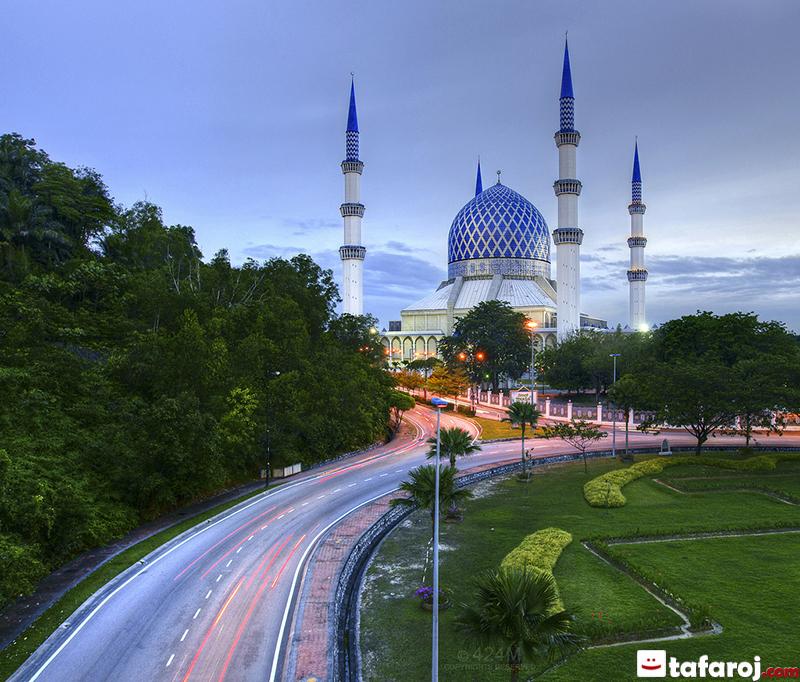 مسجد سلطان صلاح الدین عبدالعزیز شاه