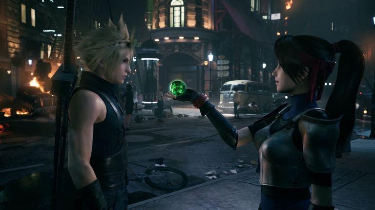 فاینال فانتزی 7 Final Fantasy 7 Remake