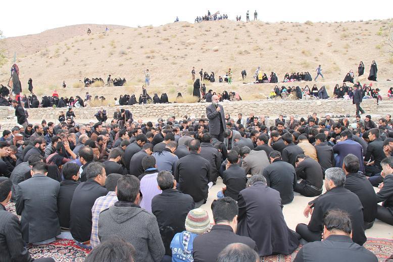 """""""میعادگاه عاشقان حسینی در روز تاسوعا """" نیازبه همت همشهریان گرامی دارد"""