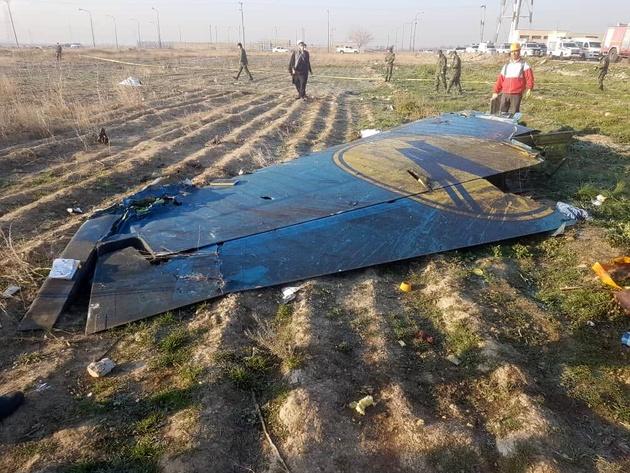 دلیل تاخیر تحویل جعبه سیاه هواپیما اوکراین کرونا بوده است