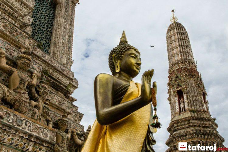Wat Arun یا معبد سحر