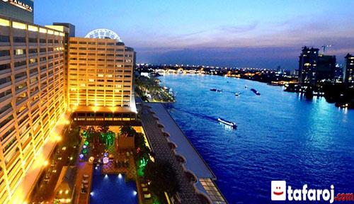 هتلهای بانکوک
