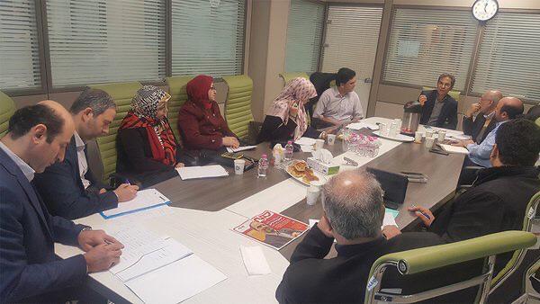 سومین جلسه تخصصی کمیته آموزش کانون شبکه مشاوران