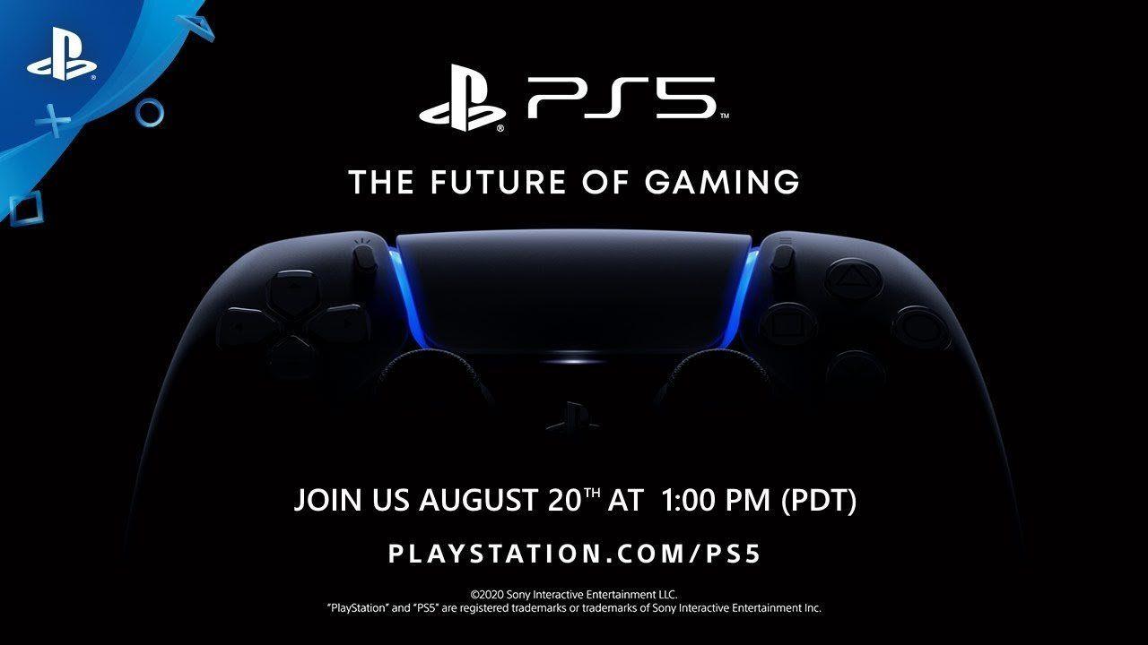 تاریخ و ساعت رویداد ماه آگوست کنسول PS5 با نام The Future Of Gaming مشخص شد