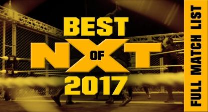 WWE: Best of NXT 2017