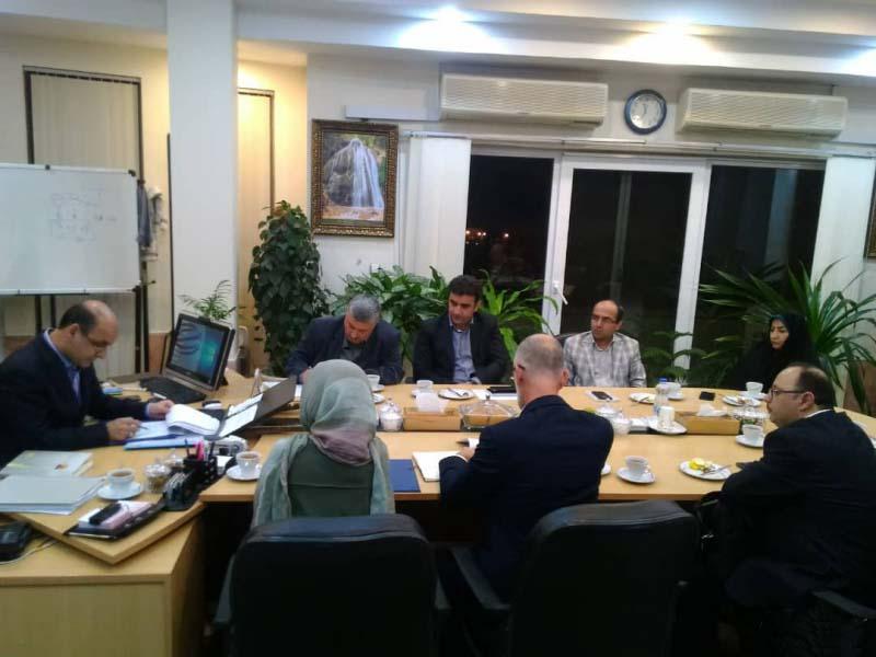 امضاء تفاهمنامه همکاری در زمینه مدیریت پسماند میان استاندار گلستان و مدیرعامل شرکت ایتالیایی