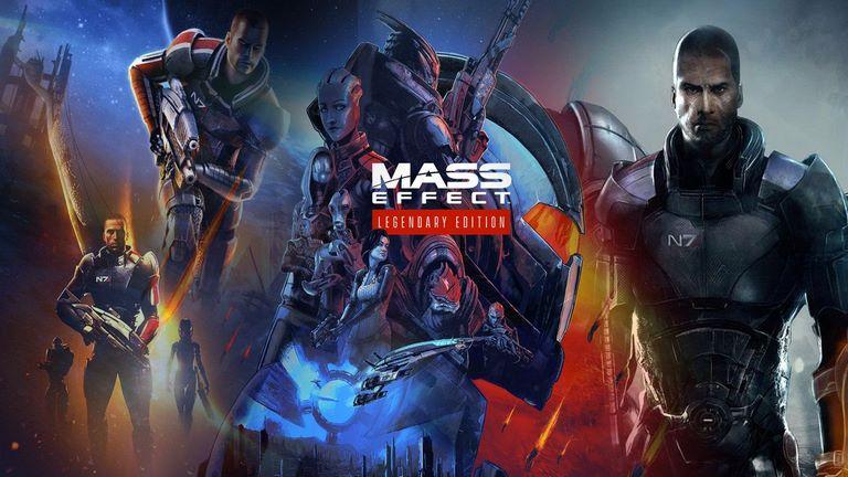 Mass Effect: Legendary Edition مس افکت