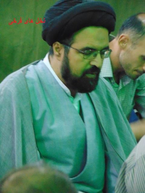 با ستارگان آسمان علم و دانش شهر فرخی (6) حجه الاسلام والمسلمین دکتر سید حسن قاضوی pi33 dsc05999
