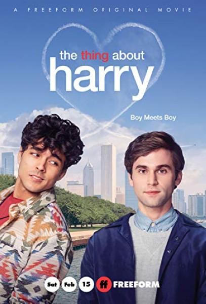 دانلود فیلم The Thing About Harry 2020