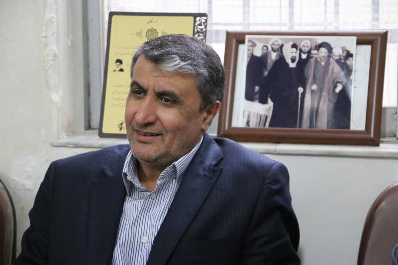 استاندار مازندران با حضور در دفتر امام جمعه قائم شهر ، با ابوالشهیدین آیت الله معلمی دیدار کردند + تصاویر