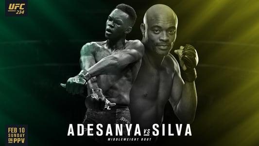 UFC 234 Adesanya vs. Silva