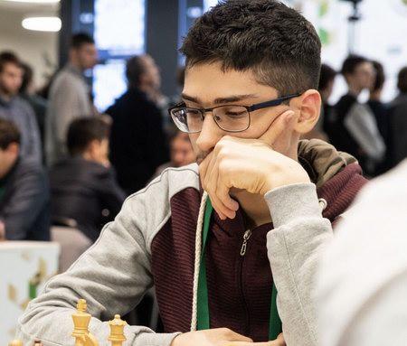 افتخار بزرگ برای ستاره شطرنج ایران