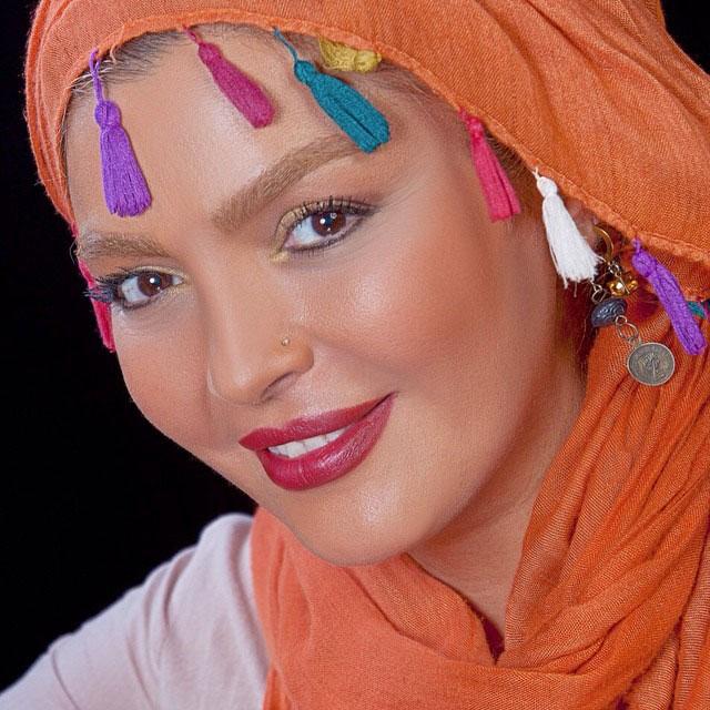 عکس جدید و آتلیه ای شهرزاد عبدالمجید